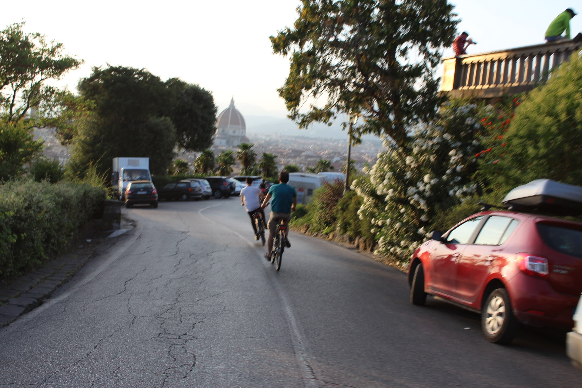 bikes in florence