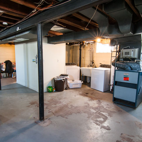 Basements and Garages