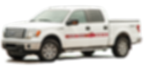 White Truck Ford F150 | Krabby Painters