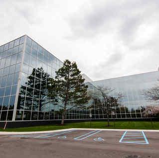 ONYX Building, Exterior Paint : Commercial Space, Southfield, Michigan