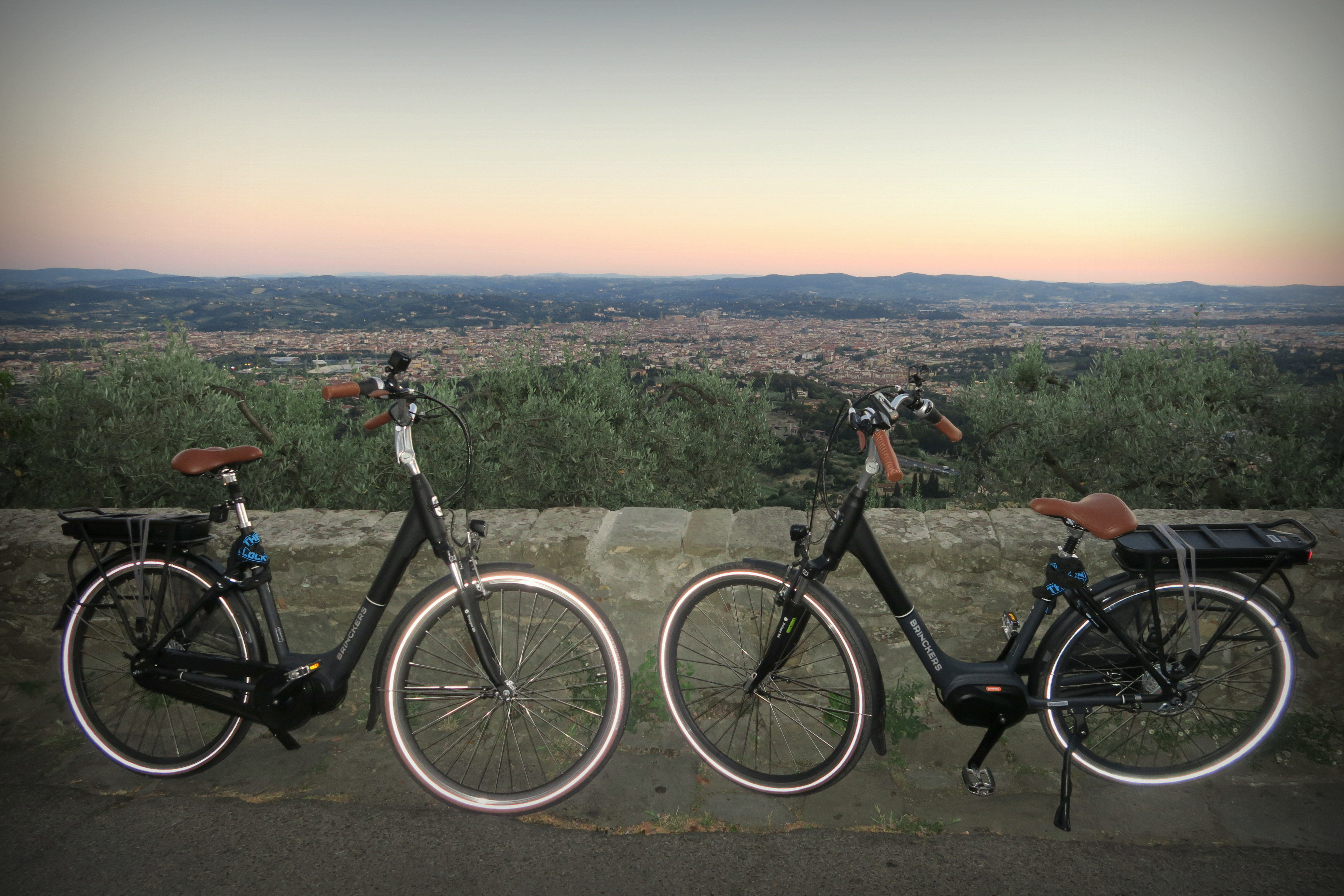 Bike rental Fiesole Ride