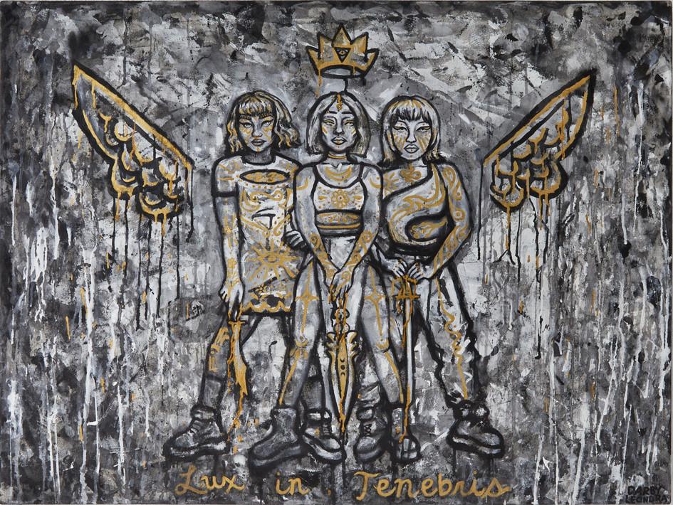 """Golden Trinity"""