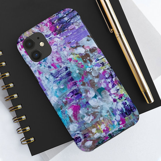 """""""Candy Caked""""  Pastel Extra Tough Phone Cases"""