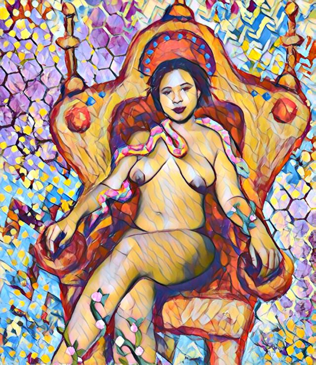 Throne of Self Creation