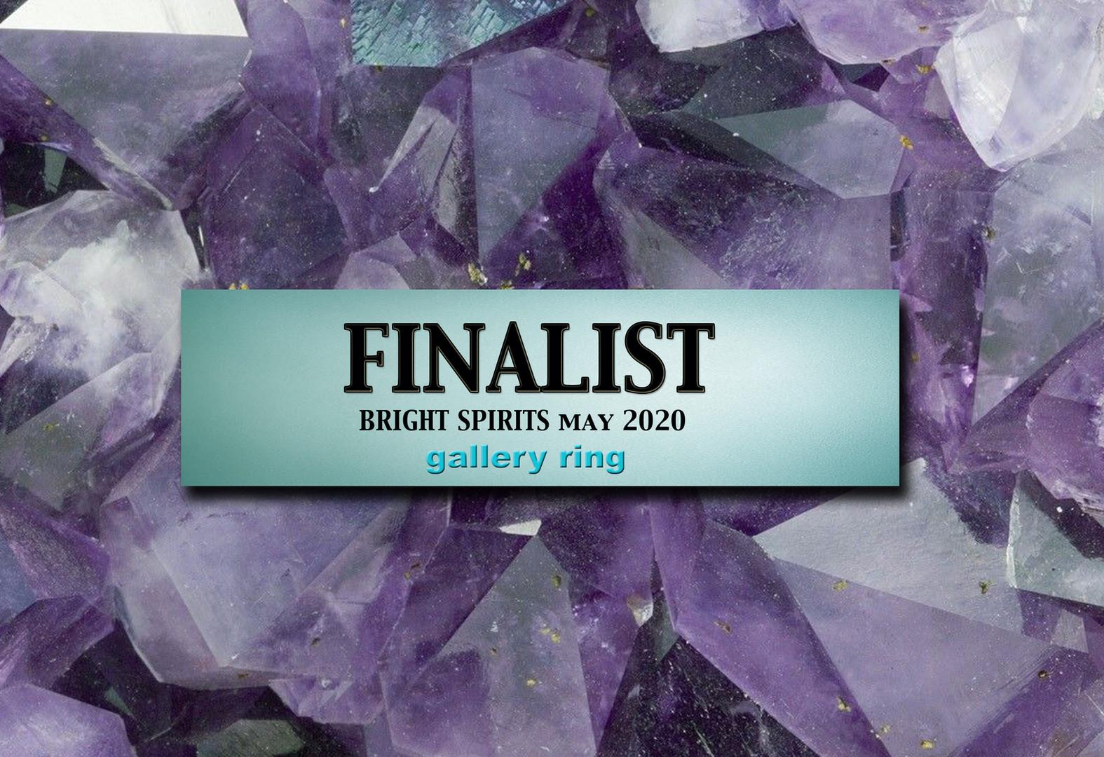 Bright Spirits Finalist Award
