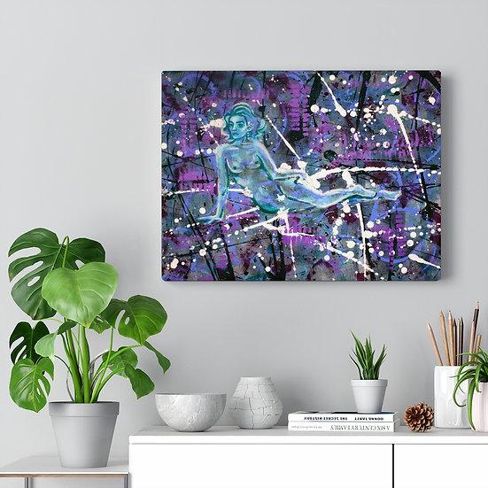 """Posh"" Canvas Gallery Print"