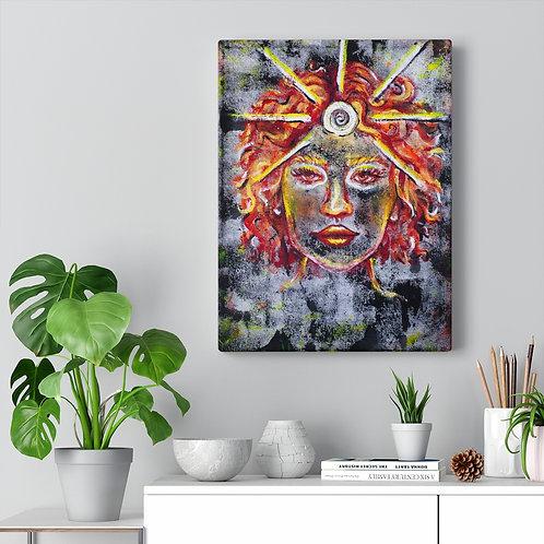 """""""Sol"""" Canvas Print"""