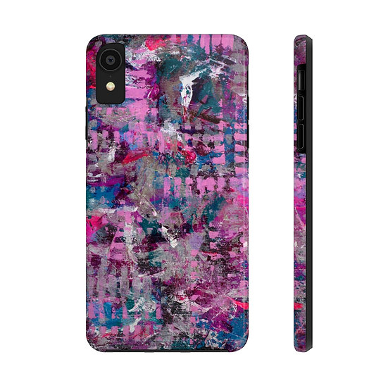 """""""Gridlocked"""" Abstract Case Mate Tough Phone Cases"""