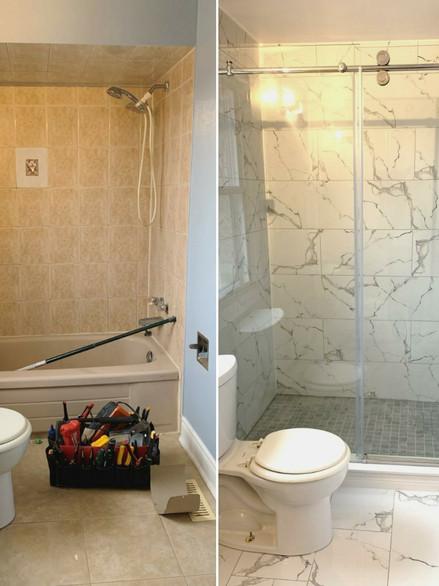 White Shower 2