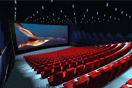 Digital Cinema Projection Technology