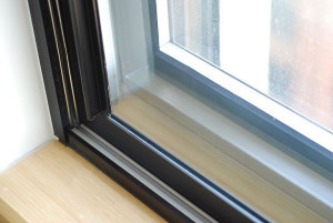 Some types of window glass used for noise reduction.