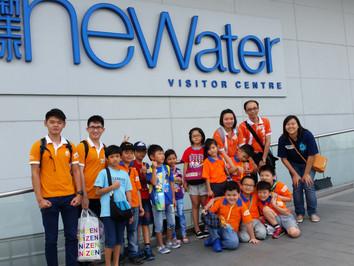 戶外參访—新加坡新生水处理厂