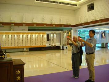 佛光大學劉副校長新加坡暢談教育交流心得