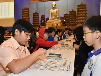 第三届佛光盃象棋比赛