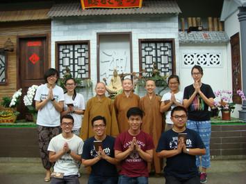 新加坡佛友青年聯誼會幹部培訓