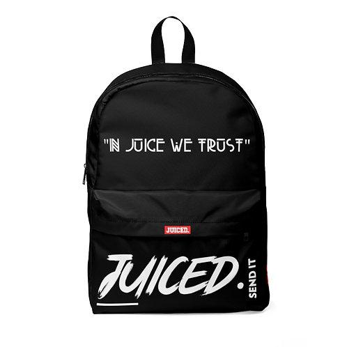 """""""JUICED. UP"""" Backpack"""
