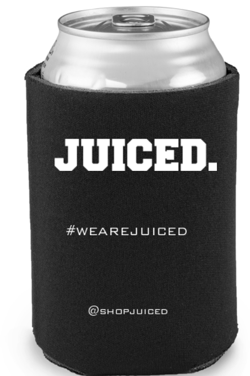 JUICED. Coozie