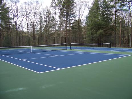 Rec Center - Tennis Courts
