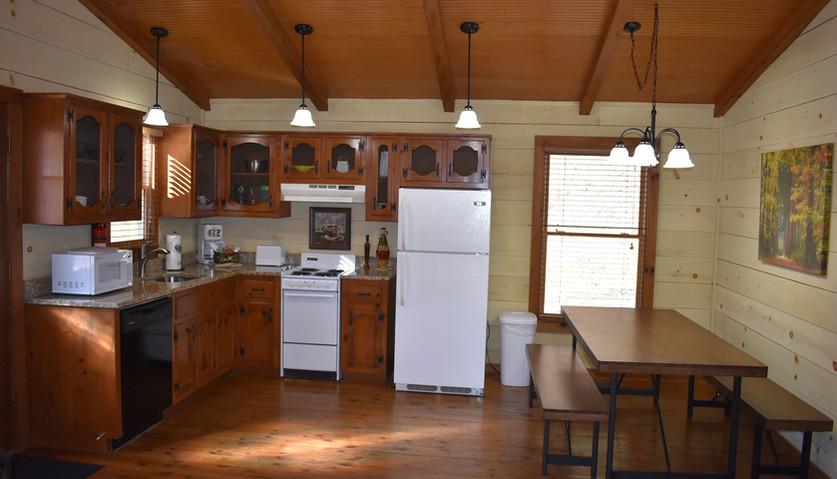 Fife - 2 BR - Kitchen
