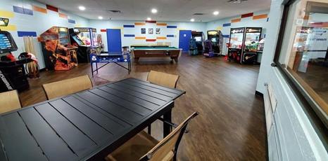 Rec center game room