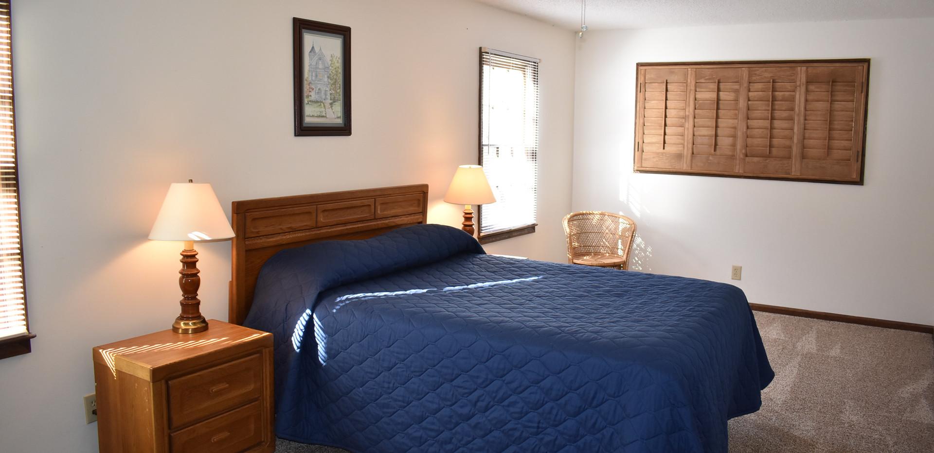 Fife Bridge - 3 BR - Bedroom 1