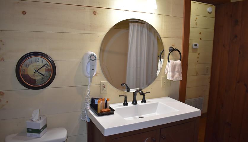 Fife - 2 BR - Bathroom