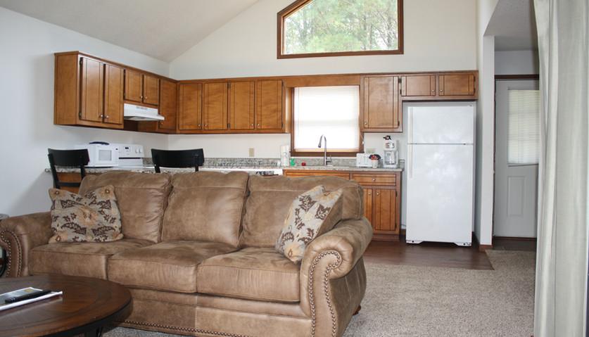 Rec Center Villa Living & Kitchen