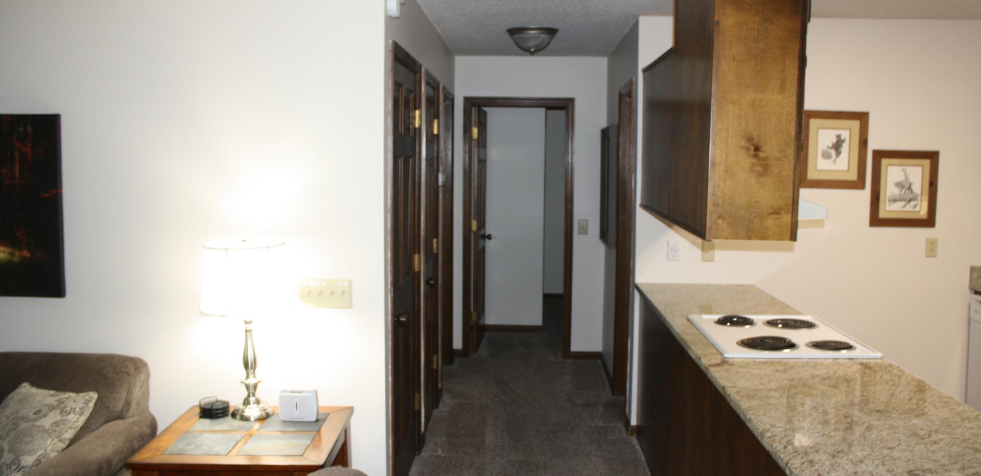 1C Hallway