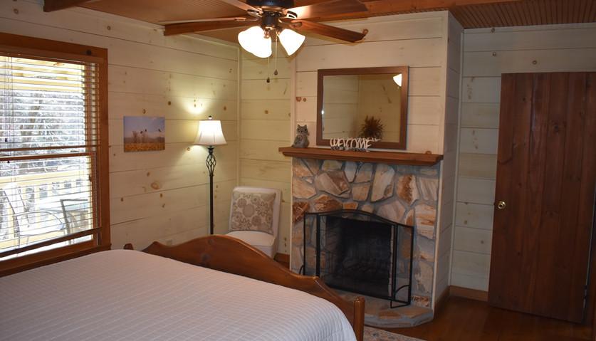 Fife - 2 BR - Bedroom
