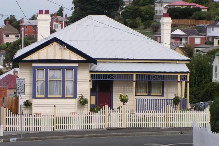 Front Fence Hobart