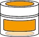 Ober- und Unterseitenetikettierung  Seitliche Etikettierung von kleinen, zylindrischen Produkten