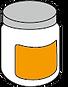Seitliche Etikettierung von kleinen, zylindrischen Produkten