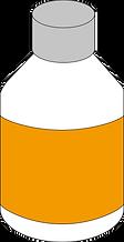 Etikettierung von Medizinflaschen