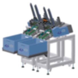 HSF-I – parallel inspection of folding boxes and package inserts