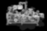 Vollautomatische Unter- und Oberseitenetikettierung mit zusätzlicher seitlichen Etikettierung