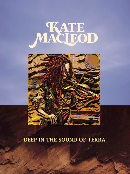 BOOK - Deep in the Sound of Terra