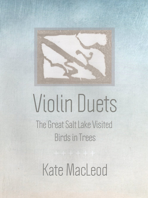 Violin Duets with Cover Art