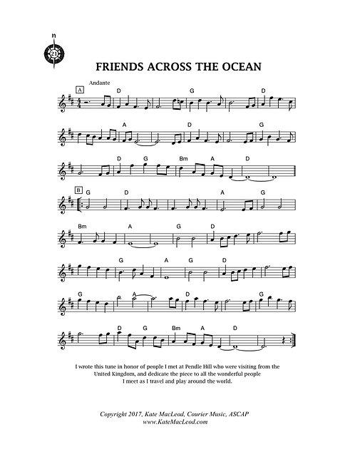 Friends Across the Ocean