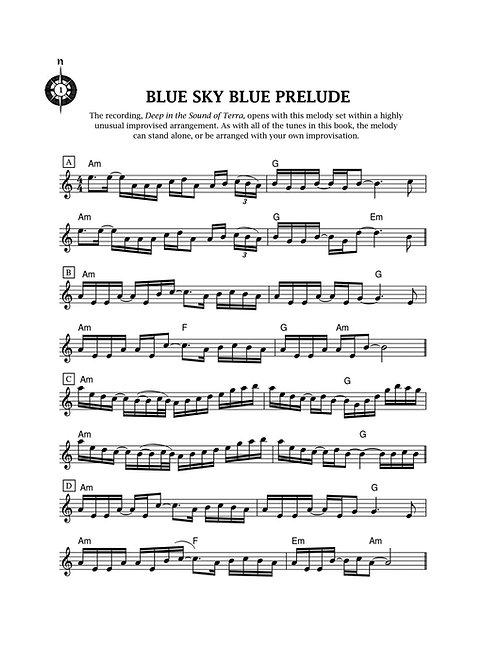 Blue Sky Blue Prelude