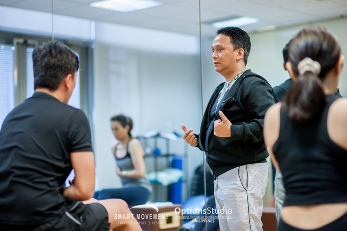 Studio Training with Master Trainer, Ole Eugenio