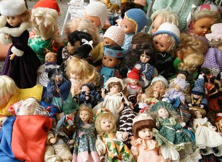 בובות הן לא רק לילדות