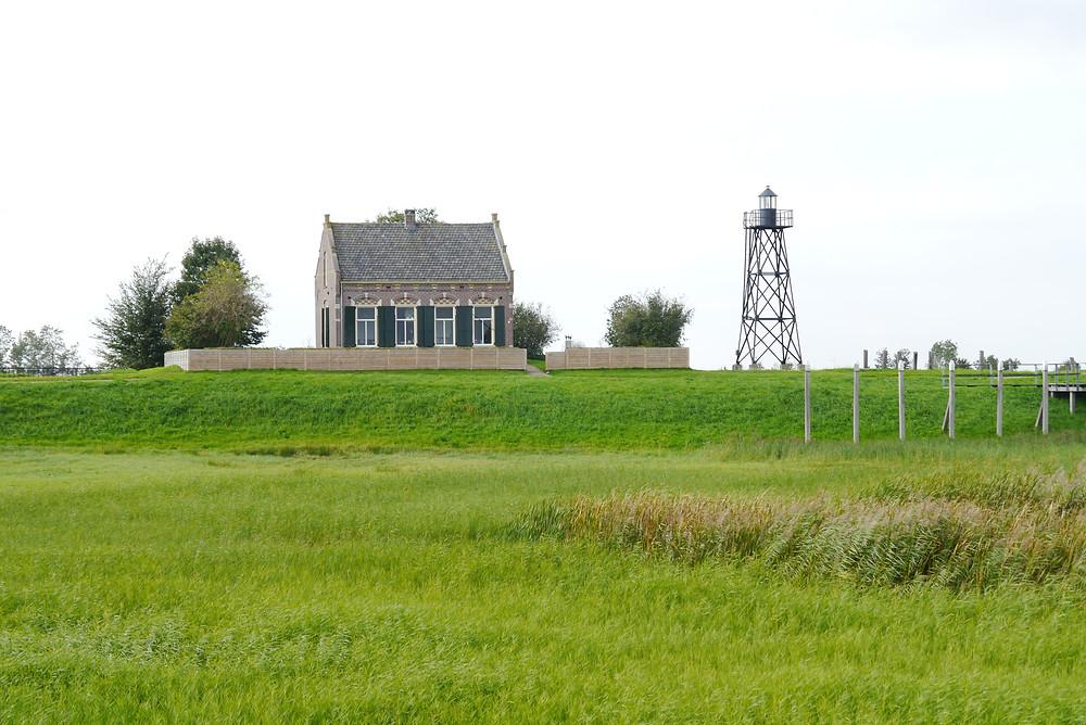 המגדלור בחלק הצפוני של האי