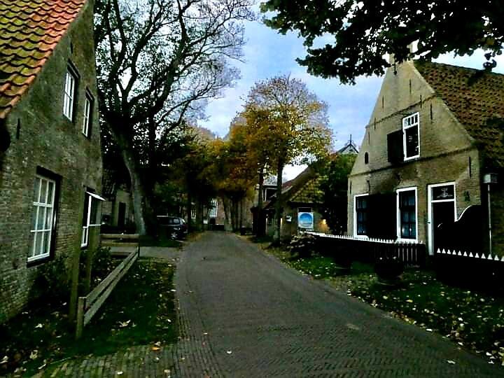 הרחוב בו נולדה אתי