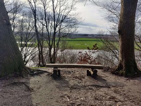 קח מקל, קח תרמיל, בוא איתי אל הולנד - טיול בטבע, מרכז הולנד