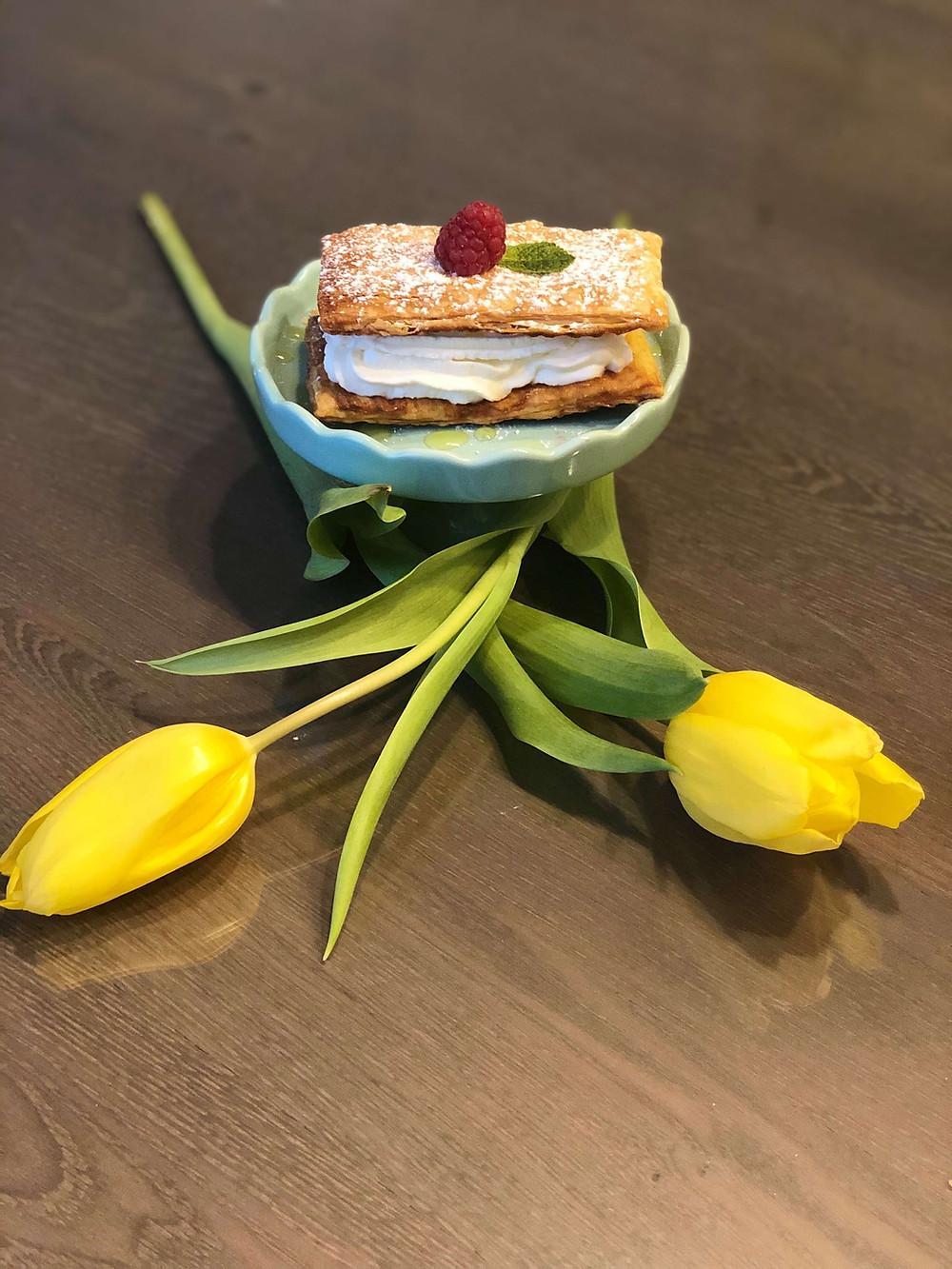עוגת טומפוס הולנדית