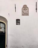 אבן חזית על בית האפייה