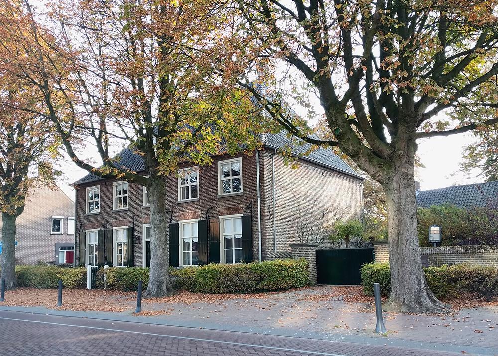 בית הוריו של וינסנט בנואנן, הולנד