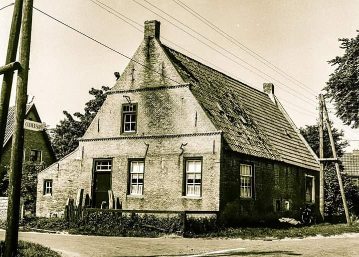 הבית עם עוגני ברזל משנת 1751
