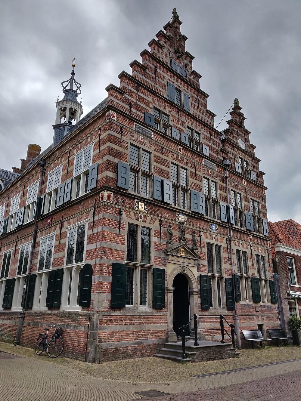 נארדן, הכוכב של הולנד. בית העיריה