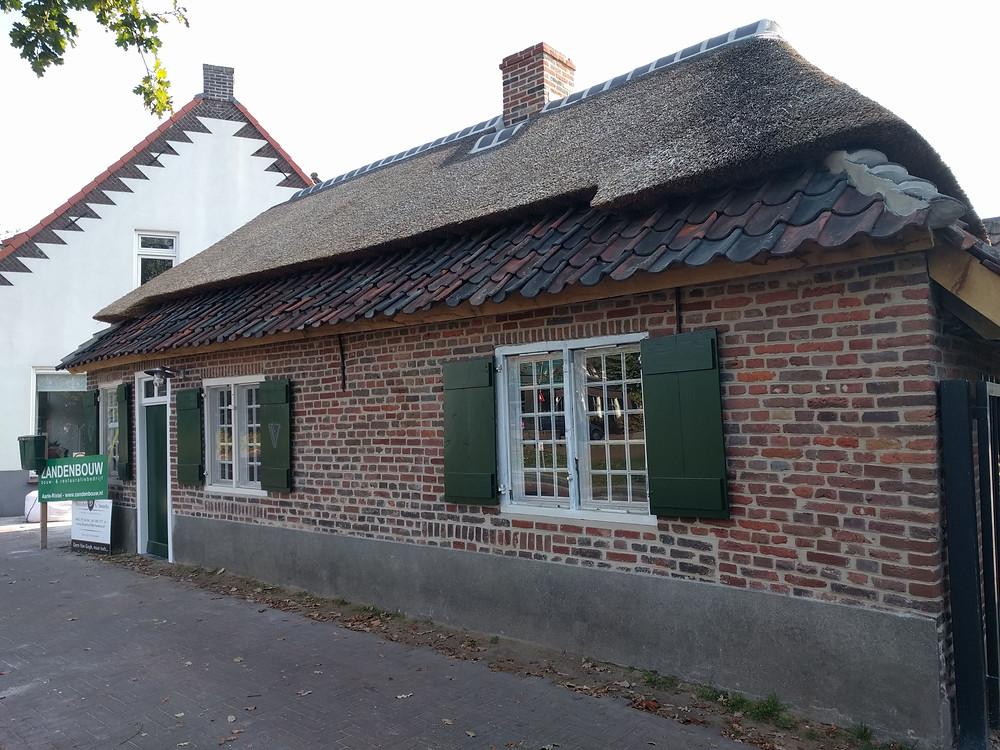 בית טווה הבד משנת 1763